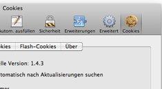 Cookie-Management in Safari und Firefox