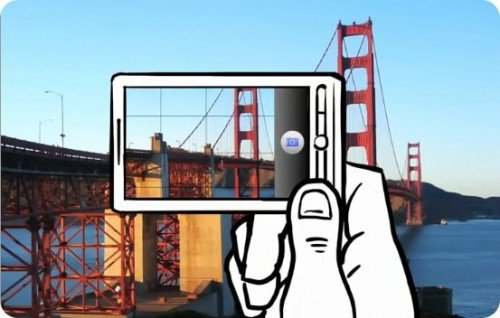 Google Goggles kommt aufs iPhone