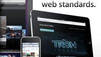 Apple zeigt HTML5 in Aktion