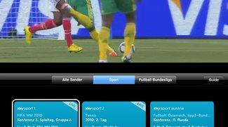 Deutschland gegen Ghana im WM-Livestream (Update: DVB-T)