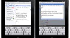 Neue Web-Oberfläche für Google Mail auf dem iPad