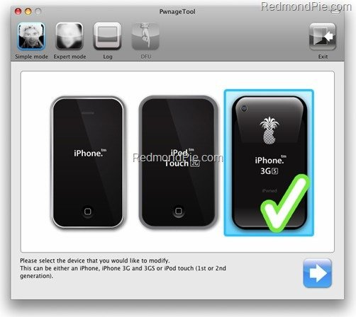 Jailbreak für iOS 4 Golden Master am iPhone 3GS