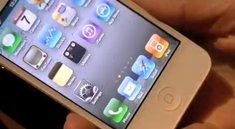 Erste iPhone4-Tests auf Video