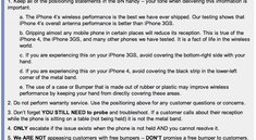 Apple-Support: iPhone-Empfangsprobleme sind normal
