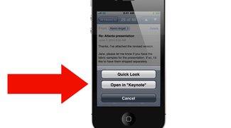 Apple-Website lässt auf iWork fürs iPhone hoffen