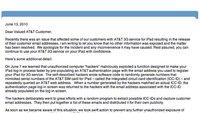 iPad 3G: AT&T entschuldigt sich für Hacker-Angriff