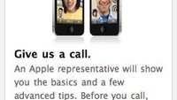 Facetime: Apple Rufnummer zum testen - Give us a Call