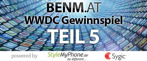 BENM.AT WWDC 2010 Gewinnspiel - Teil 5