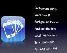 Update-Flut: iOS 4 inspiriert App-Entwickler