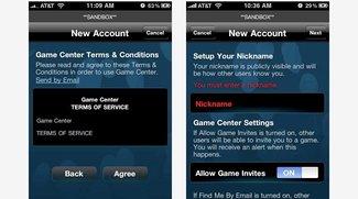 Entwickler erhalten Zugriff auf iOS 4-Game Center