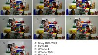 iPhone4-Kamera überzeugt