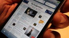 iPhone 4: Hochauflösendes Foto des Retina Display