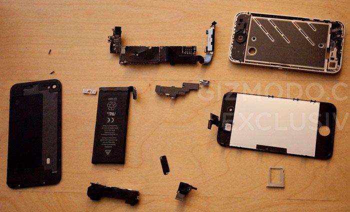 512 MB: iPhone 4 hat doppelt so viel RAM wie iPhone 3GS und iPad