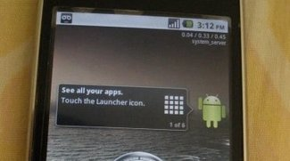 Android 2.2 läuft auf dem iPhone