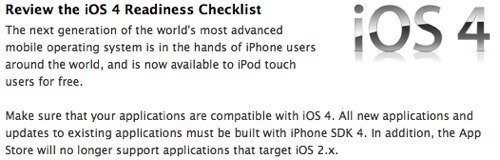iOS 2 Support