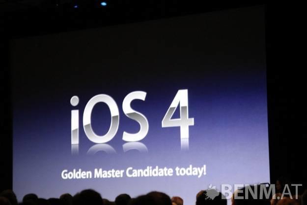 WWDC 2010: iOS 4