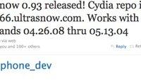 ultrasn0w 0.93: DevTeam veröffentlicht iOS 4 Unlock [Update]