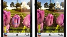 iPhone 4: Aufgenomme Bilder mit der 5MP - Kamera