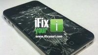 iPhone 4: Ist das gehärtete Glas doch nicht so stabil?
