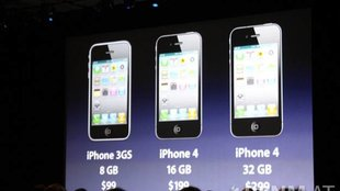 WWDC2010: iPhone 4 Hardware Spezifikationen