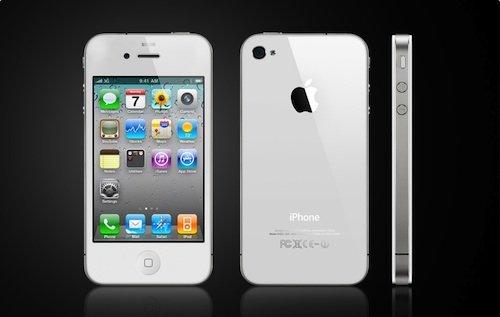 Apple: Weißes iPhone ab Mitte Juli erhältlich