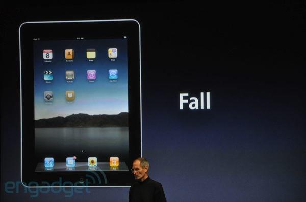 iOS 4 für iPad erst im November