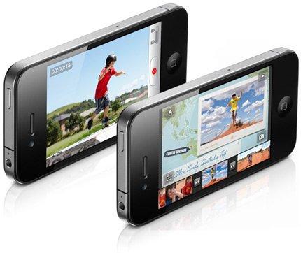 iPhone 4: HD Videoaufnahmen von Apple