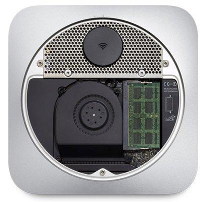 Mac mini 2010 - Lässt sich einfach öffnen
