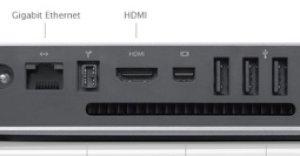 Mac mini: Apple beantwortet Fragen zu HDMI