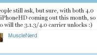 MuscleNerd: Unlock für Firmware 3.1.3 und 4.0 noch im Juni