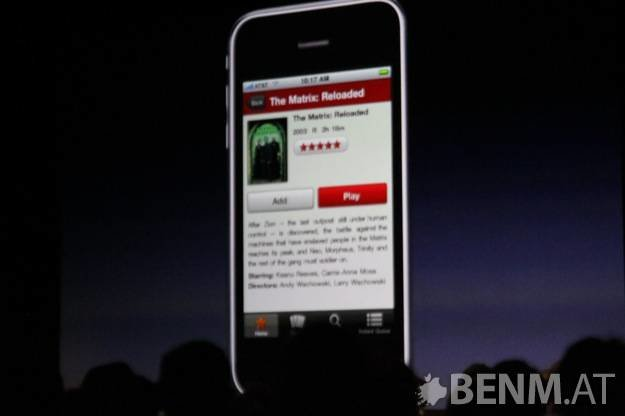 WWDC2010: Apps aus Steve Jobs' Keynote