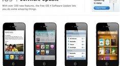 Montag: iOS 4.0.1 soll iPhone 4 Antennen-Problem lösen