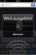 Google Mobile: Sprachsuche jetzt auch auf Deutsch