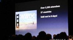 WWDC 2010: Zahlen und Statistiken