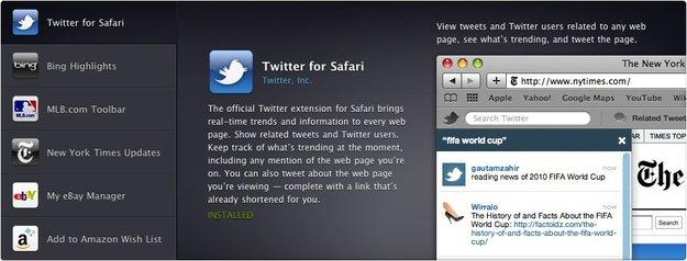 Updates: Gesten für OS X 10.6.4, Safari 5.0.1