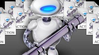 Integrierter Alleskönner: Automator in Mac OS X