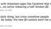 iPhone 4 Jailbreak: Release bald - noch verscheidene Probleme