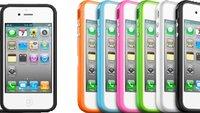 Empfangsprobleme: Apple verschenkt iPhone-4-Hülle an Unternehmen