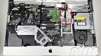 27 Zoll iMac: Halterung für SSD ist kein Standard