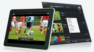 Turbo.264 HD Software Edition konvertiert Videos ins H.264-Format