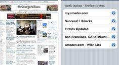 Xmarks: Bookmarks und Tabs für unterwegs