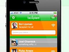 FaceTime-Unterstützung FacePlant informiert über WLAN-Status von Freunden