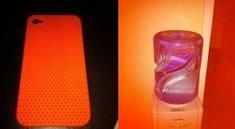 iPhone 4: Bunte Schutzhüllen sorgen für Foto-Farbstich