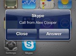 Skype 2.0.1 unterstützt Multitasking - keine Gebühr für UMTS