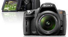 Sony stellt A390-Spiegelreflexkamera vor