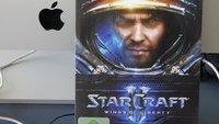 Installationssperre: StarCraft 2 erst ab Mitternacht spielbar