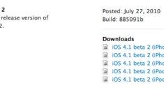 iOS 4.1 Beta 2 behebt iPhone-4-Probleme mit Umgebungssensor