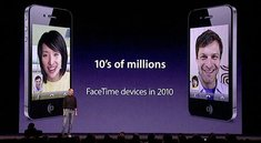 FaceTime für iPod touch: Aktivierung & Telefonate per Email, Eigene App