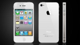 Weißes iPhone 4: Apple kämpft mit Lichtdurchlässigkeit