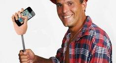 Von iPhone-4-Empfangsproblemen, iHand und Apple-Informationen